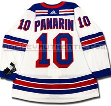 ARTEMI PANARIN NEW YORK RANGERS AWAY AUTHENTIC PRO ADIDAS NHL JERSEY