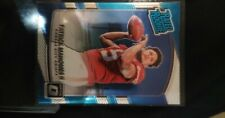 2017Donruss Optics Patrick Mahomes Rated Rookies An All Other 17 Optic Rated.