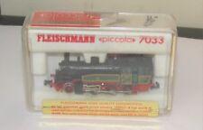 FLEISCHMANN PICCOLO 7033  KPEV BR 91.3  VGBC N GAUGE