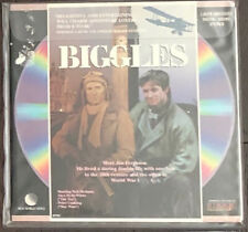Biggles Laserdisc