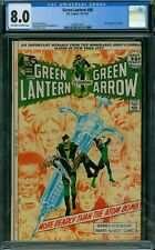 Green Lantern 86 CGC 8.0 - OW/W Pages