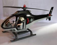 Playmobil 5563 SEK Polizei Helikopter Hubschrauber