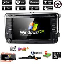 Car DVD GPS Navi Radio Stereo For VW Jetta Touran Tiguan Passat Golf Polo DAB+
