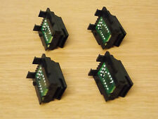 4 x Reset Chip Imaging Unit Drum Xerox Phaser 6500, 6505, 6125, 6128, 6130, 6140