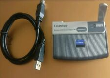 Linksys wireless G USB network with range boost