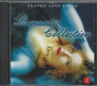 ROMANTIC COLLECTION 2 - CLASSIC LOVE SONGS / VARIOUS ARTISTS * NEW CD 1997 * NEU