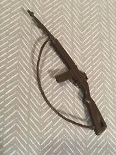 Vintage 1970s G I Joe Rifle - Action Figure Firearm Accessory - Hasbro Toys, Gun