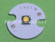 Cree XP-G XPG R5 5w  warm white    LED Emitter chip With 16mm star
