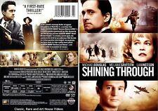 Shining Through ~ New DVD ~ Michael Douglas, Melanie Griffith (1992)