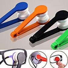 5 PCS Mini Microfiber Glasses Eyeglasses Brush Portable Sunglasses Cleaner Tool
