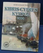 # Euro Collection Pattern set Cyprus   2004 ..,od. 19,99zl #