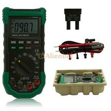 MASTECH MS8268 Auto/Manual Digital DMM AC DC Voltage Multimeter Test Capacitance