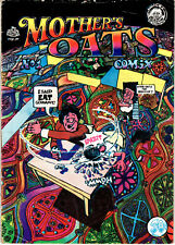 Mother's Oats Comix N°1 - 1969