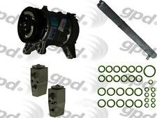 A/C Compressor-New Kit Global 9611326 fits 2011 Cadillac SRX 3.0L-V6