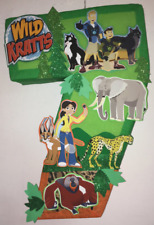 wild kratts Pinata. birthday pary. Wild kratts birthday decoration. Wild kratts