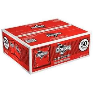 Doritos Nacho Cheese (1 oz., 50 ct.)