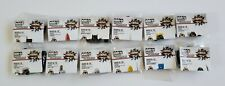 Complete 2015 Kre-o Micro Changers Set - Transformers 3 series - All Figures New