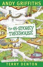 The 65-Storey Treehouse by Andy Griffiths (Paperback, 2015)