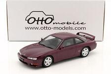 Ottomobile  Nissan Silvia S14 Fuschia 1:18 OT210