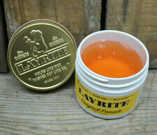 LAYRITE ORIGINAL POMADE GREASER HAIR PRODUCT ROCKABILLY POMPADOUR HOT ROD STYLE