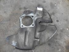 Mazda RX-8 RX8 04-08 OEM FRONT RIGHT RH PASSENGER SIDE BACKING PLATE SPINDLE
