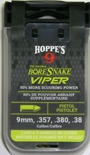 HOPPE'S VIPER Boresnake  w/Snake Den Case 9MM, 357, 380, 38 Caliber 24002VD