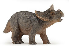 Brand New Papo Young Baby Triceratops Dinosaur Model 55036