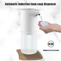 Automatic Foam Soap Dispenser Touchless Hand Washer IR Sensor 350ml