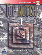 NEW Top Notch 1 with Take-Home Super CD-ROM by Joan Saslow