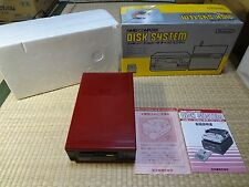 Nintendo Disk System Console FC NES Junk Not Working For parts
