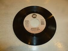 "THE S.O.S. BAND - Weekend Girl - 1984 USA 2-track 7"" Juke Box Vinyl single"