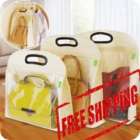 Handbag Cover Dust Resistant Blending Pastoral Protector Bag Storage For Outdoor