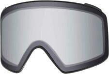 New Anon M4 Snow Goggle Replacement Lens Clyindrical Clear with Case