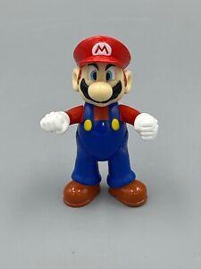"2002 Nintendo Super Mario Bros. - Mario 3.75"" Plastic/Vinyl Figure 1 of 5"