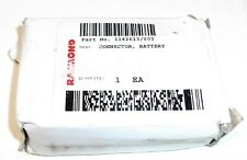 Genuine Raymond Forklifts 1142613/003 Gray Electrical Battery Terminal Connector