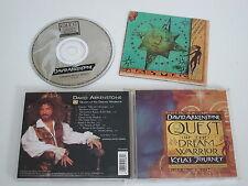 DAVID ARKENSTONE/QUEST OF THE DREAM WARRIOR(NARADA ART. SER. ND-64008) CD ALBUM