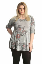 Semi Fitted Floral Tops & Shirts for Women with Buttons