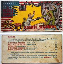 Striscia IL PICCOLO SCERIFFO IIª Serie N 70 TORELLI 1953