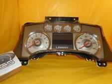 "2009 Ford F150 Pickup ""LARIAT"" Speedometer Instrument Cluster Dash Panel 81,351"