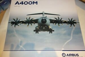 LUPA 1:100 AIRBUS  A400M IN HOUSE COLOR LIVERY