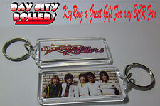 BAYCITY ROLLERS KEY RING IMAGE OF THE BOYS AND LOGO  #1