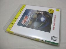 7-14 Days to USA. New Edition USED PS3 Wangan Midnight Japanese Version The Best