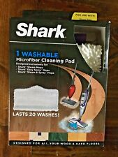 Shark Steam Easy Spray Washable Reusable Pad Mop Microfiber Clean Floor New