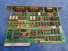 SIEMENS  03 323-A SINUMERIK ENCODER COMMAND VALUE  W/2 -  X322 / X324 MPG BOARD