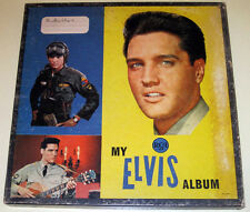 "MASSIVE RARITY > ""My Elvis Album"" SOUTH AFRICA only RCA 7-LP's Box from 1961"