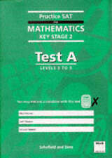 Practice SAT for Mathematics for Key Stage Two: Levels 3-5 Test A-ExLibrary