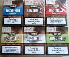 Die Zigarre Nr.1 in Italien  Toscano Toscanello in 6 Varianten zum Testen
