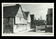 Wilts Wiltshire LACOCK Judges Proof Card RP plain back c1960s