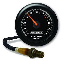 Innovate 3855 MTX-AL Analog, Air/Fuel Ratio Gauge Kit,Black Dial