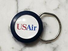 Vintage USAir Airlines Keychain